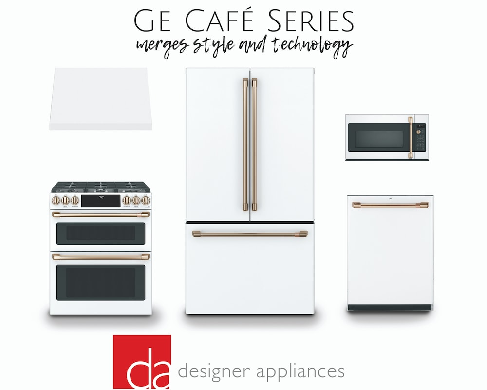 GE Café Series Appliances - Pro Style, Matte Finish and More [REVIEW]