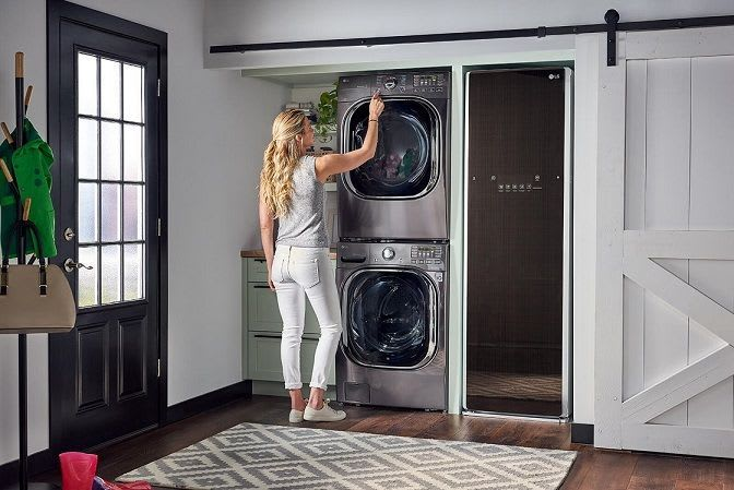 best lg washer 2019 Best LG Stackable Washer and Dryer for 2019 [REVIEW]