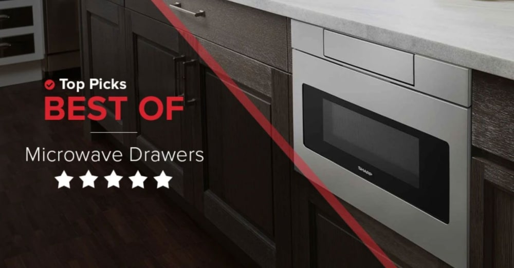 Best Microwave Drawer For 2019 The 5 Top Models Review
