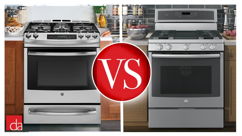 Slide-In vs. Freestanding - What's the Best Range for your Kitchen on