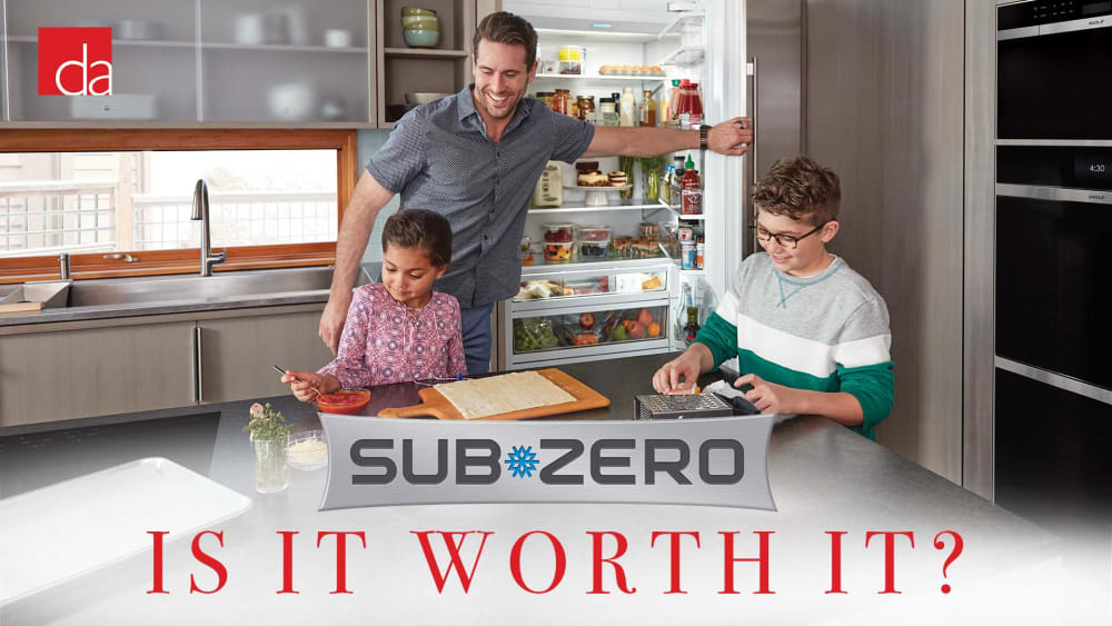 Is a Sub-Zero Refrigerator Worth the Money? Find Out the 4 Reasons Why