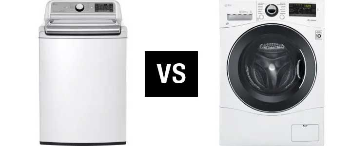 Top-Load vs. Front-Load Washers - What's best for your home
