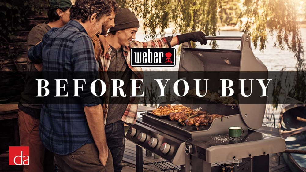 Weber Grills - What You Need to Know Before Buying [REVIEW/DEALS]