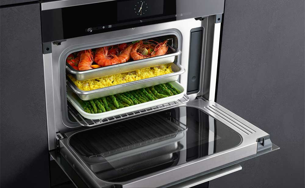 Best Steam Ovens in 2019: Which brand will you choose? Miele