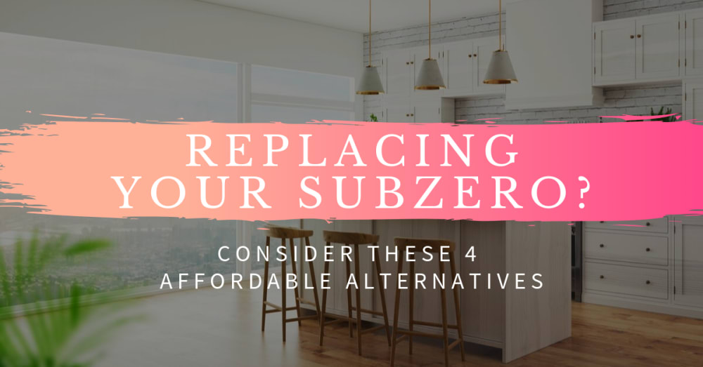 Best Alternatives to Replace a Built-In Sub Zero [Affordable Options]