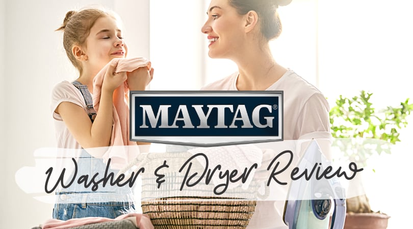 Maytag Washer & Dryer Review (2020): Best Stain Removal, Mega Capacity & More