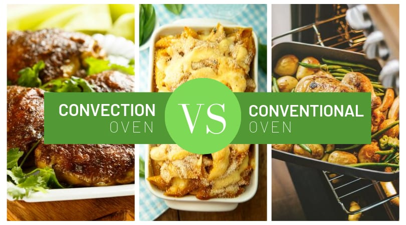 Convection vs Conventional Ovens: Understanding the Pros and Cons