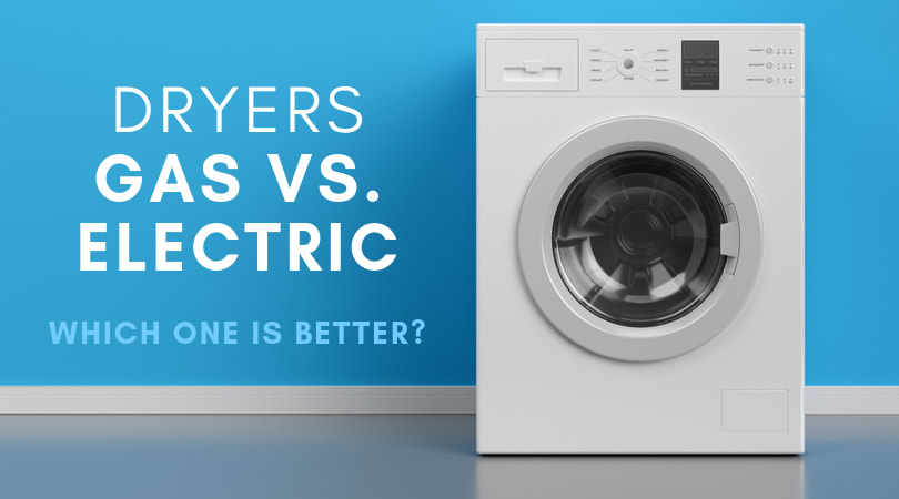 Gas vs Electric Dryer - Which is Better? (Pros & Cons)