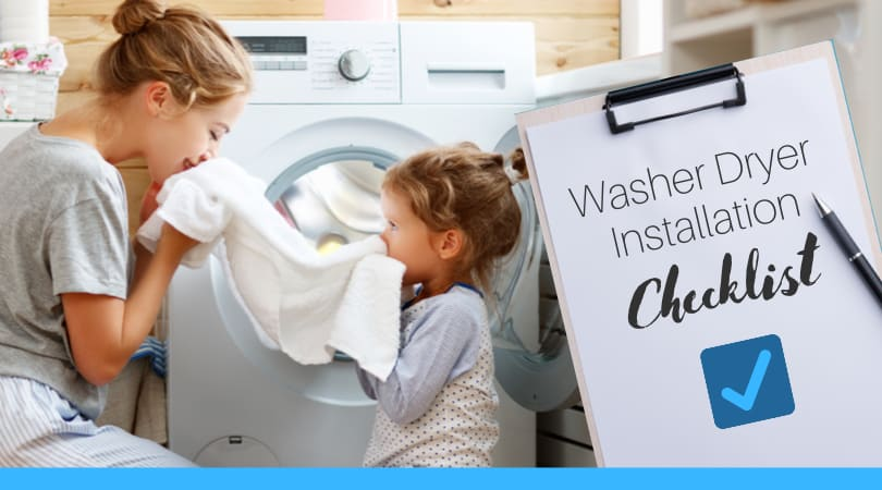 How to Prepare for Your Washer Dryer Installation