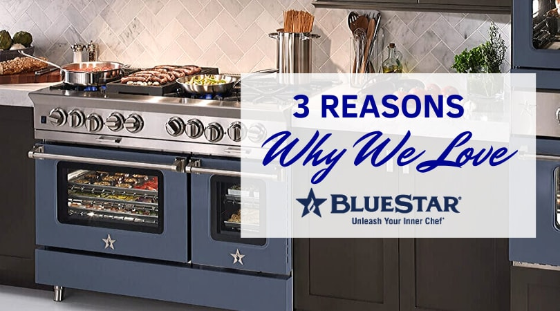 BlueStar Ranges, Top 3 Reasons Why People Love Them [REVIEW]