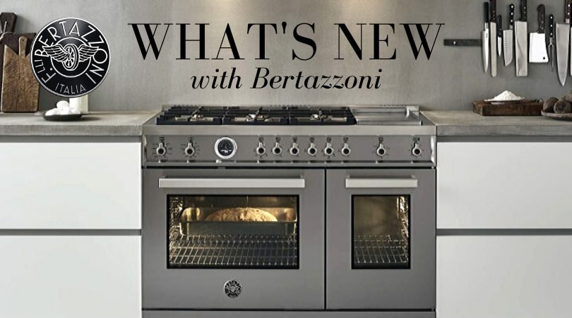 Bertazzoni Ranges Get An Update (2019 Review)