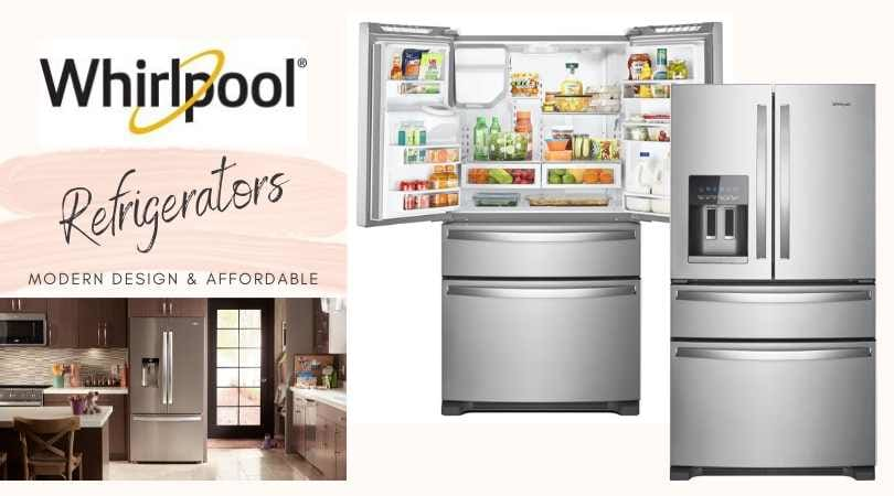 Whirlpool Refrigerator: 2020 Whirlpool Refrigerators Reviewed
