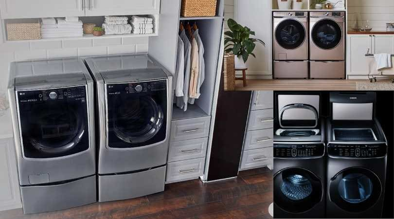 9 Things Not To Miss When Choosing a Washer and Dryer