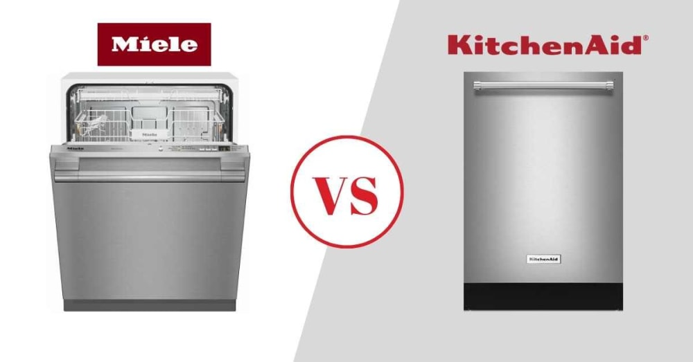 Miele Dishwasher Reviews >> Miele Vs Kitchenaid Dishwashers Review 2020 Best Models