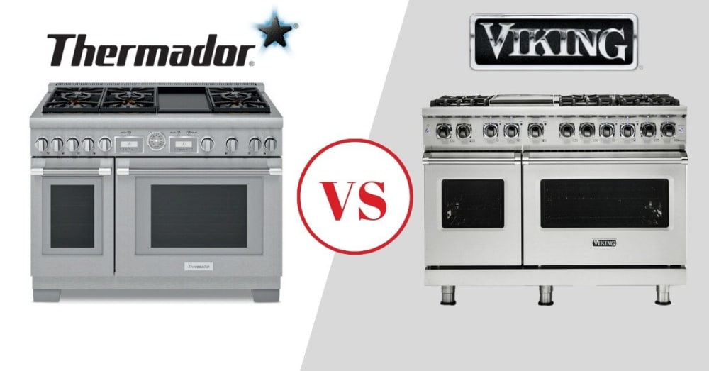 Thermador vs Viking Range - Best High-End Stoves Compared [REVIEW]