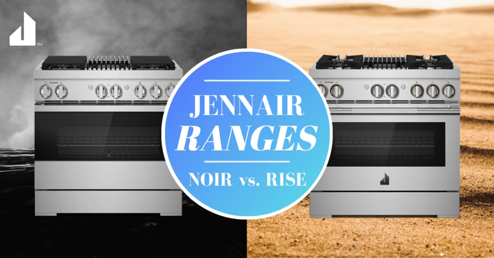 JennAir Range Rise & Noir [REVIEW] - Best Curated Cooking Experience