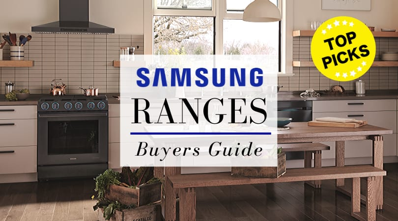 Samsung Range (2020 Review) - Affordable, Packed with Innovative Features