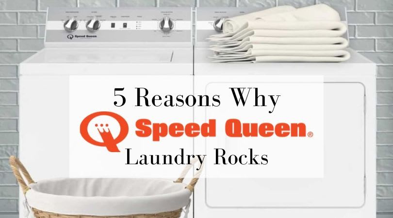 Speed Queen Washer Gets Its 'Mojo' Back [REVIEW]