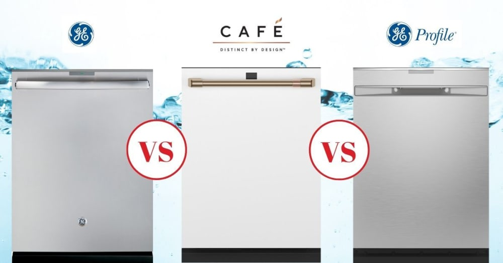 GE Dishwasher (2020 Review): GE vs Profile vs Cafe Dishwasher Comparison