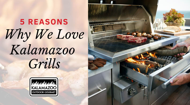 Kalamazoo Grill - 5 Reasons Why It is The Best [REVIEW]