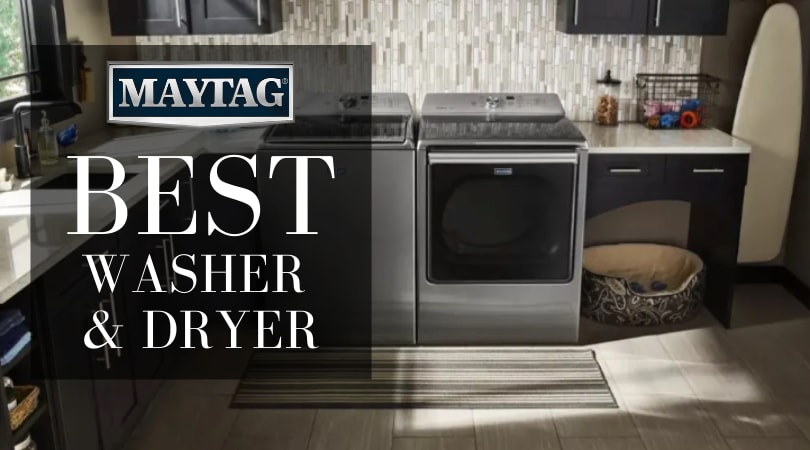 Maytag Washer and Dryer (2020 Review)