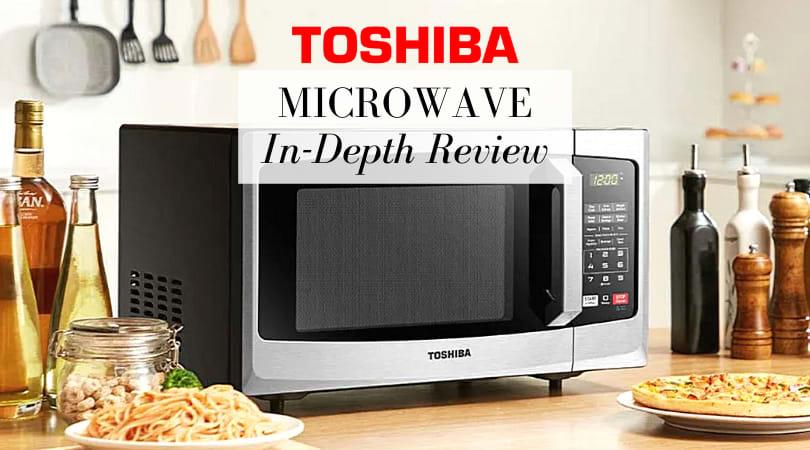 Toshiba EM925A5A Microwave Review (2020)