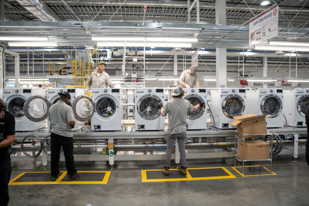 How COVID-19 Led to the Appliance Shortage