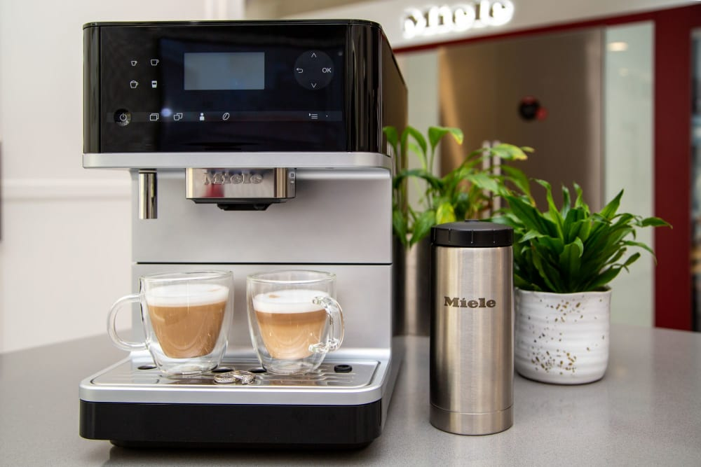 We're Giving You the Chance to Win a $2,300 Miele Coffee Maker!
