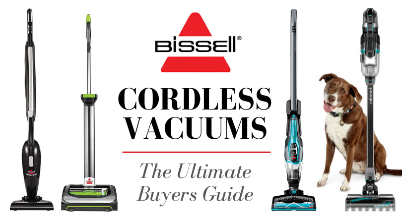 Bissell Cordless Vacuum Review