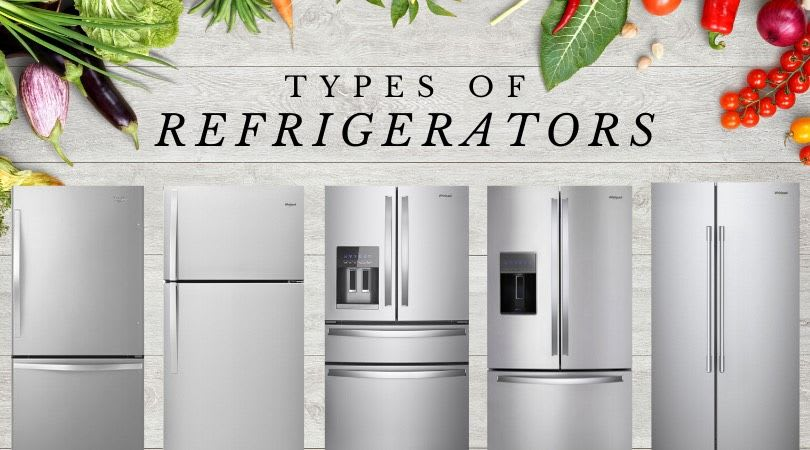 What are the Different Types of Refrigerators?