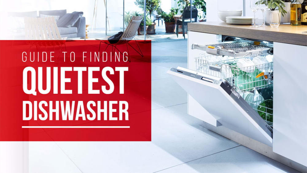 What is the Quietest Dishwasher of 2020 [REVIEW w/Audible Sound Test]