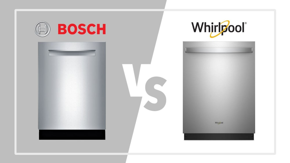 Bosch vs Whirlpool Dishwashers (2020): How do they stack up?