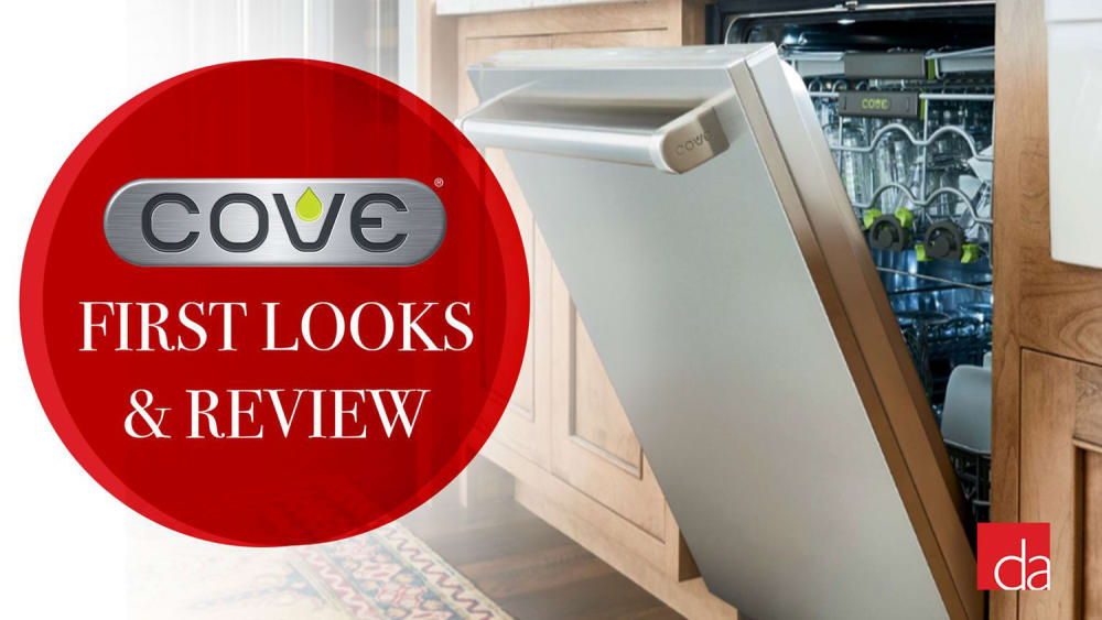 Cove Dishwasher, Latest Addition to Sub Zero and Wolf Family [REVIEW]