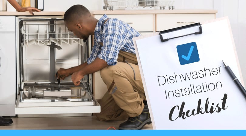 How to Prepare for Your Dishwasher Installation