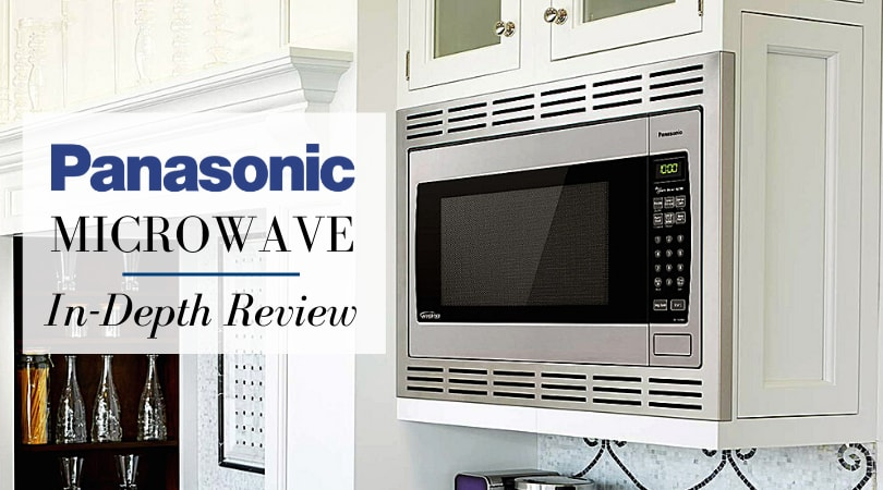 Panasonic NN-SN966S Microwave Review
