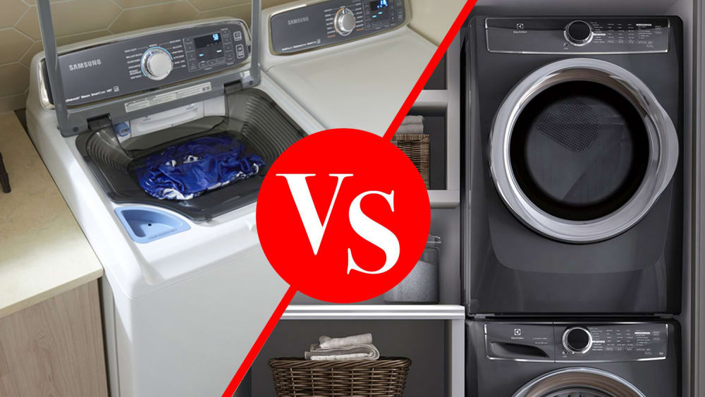 Front Load vs Top Load Washers:  8 Key Differences