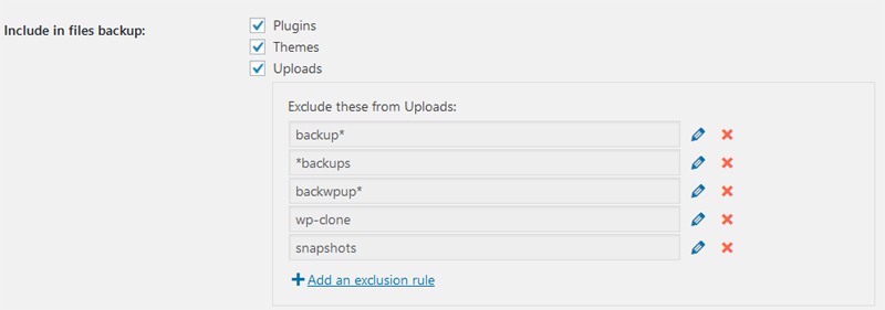 WordPress Theme and Plugin Backup