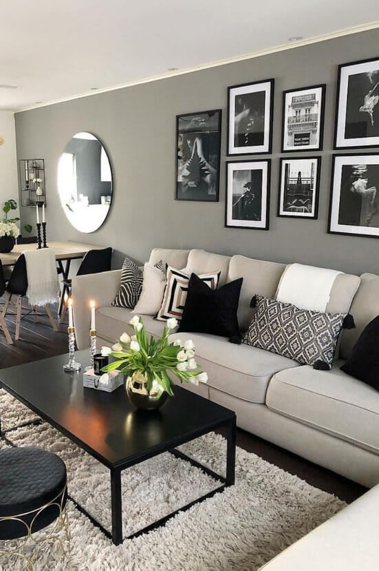 different living room styles