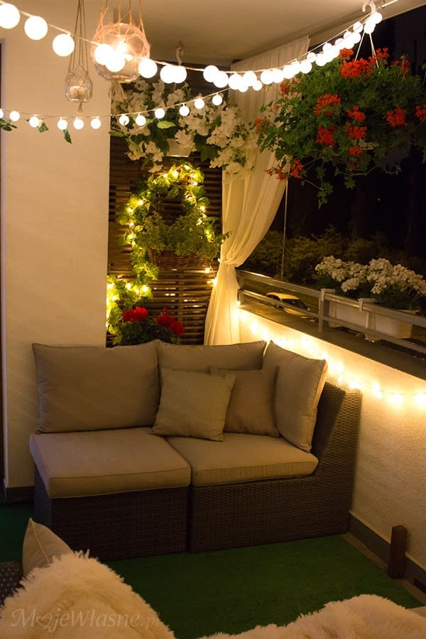 HOW To DECORATE YOUR BALCONY