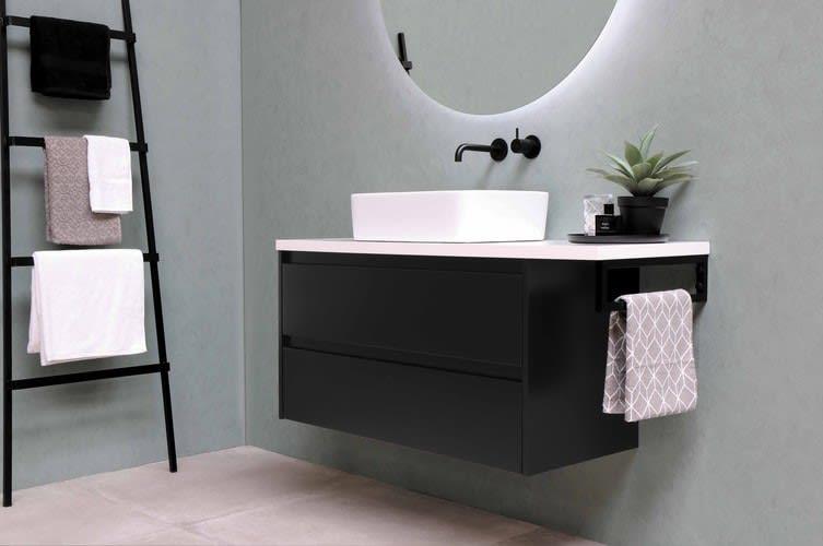 THE MODERN BATHROOM DESIGNS