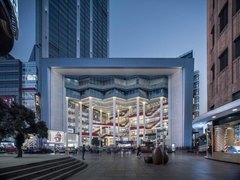 as Beijing's COFCO Plaza  Kokai studios
