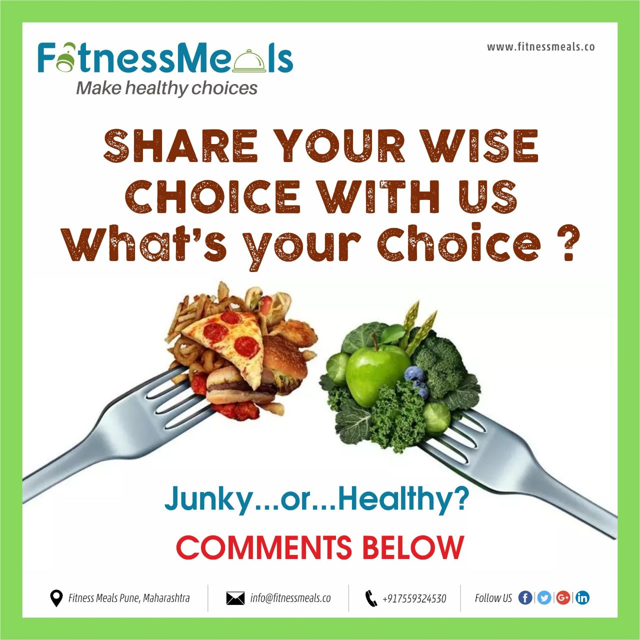 Fitness Meals Pune