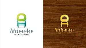 Atrinandan Logo Designing – Furniture Brand Logo Designing