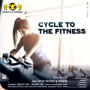 Social Media Marketing Campaign Strategy for Gym and it's creatives samples