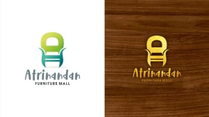 Read more about the article Atrinandan Logo Designing – Furniture Brand Logo Designing