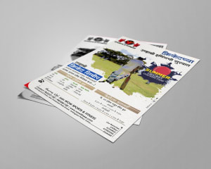 Read more about the article Leaflet Design for Sports Club in Pune – WOW Sports & Fitness