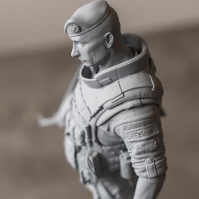 Spetsnaz - 3D Print