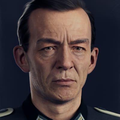 Officer - Raid: World War II