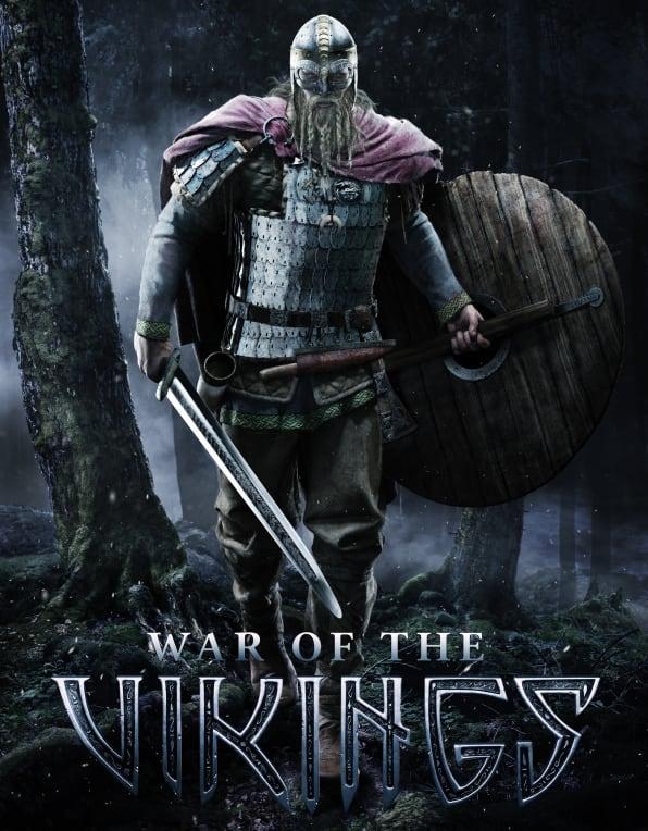 War of the Vikings - Key Art