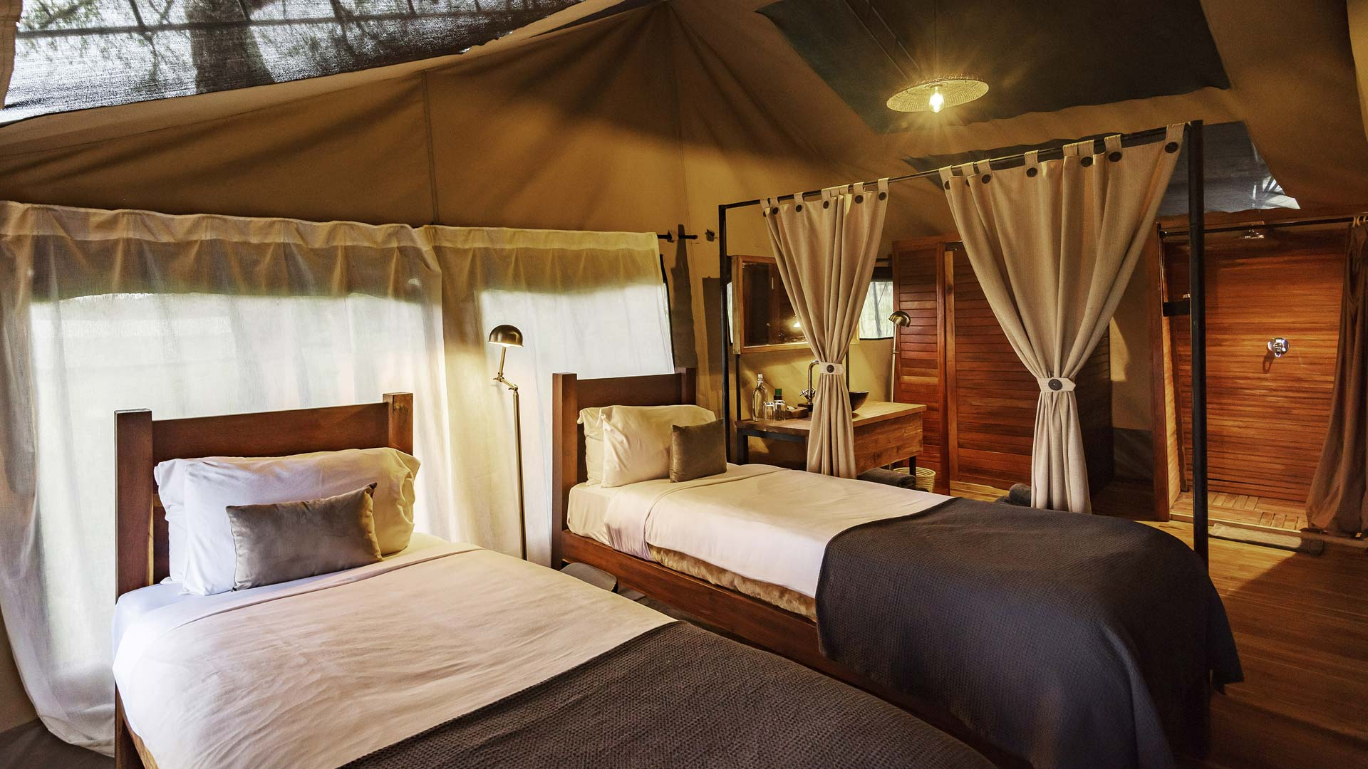 Family Tent Beds
